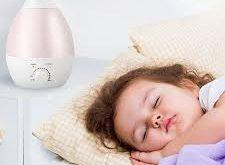 خرید انواع دستگاه بخور اتاق نوزاد
